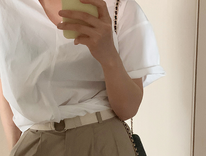 le twist blouse