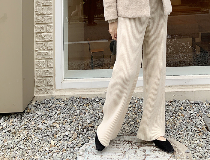 sasa knit pants