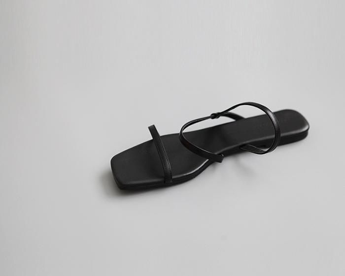 2-color sandal
