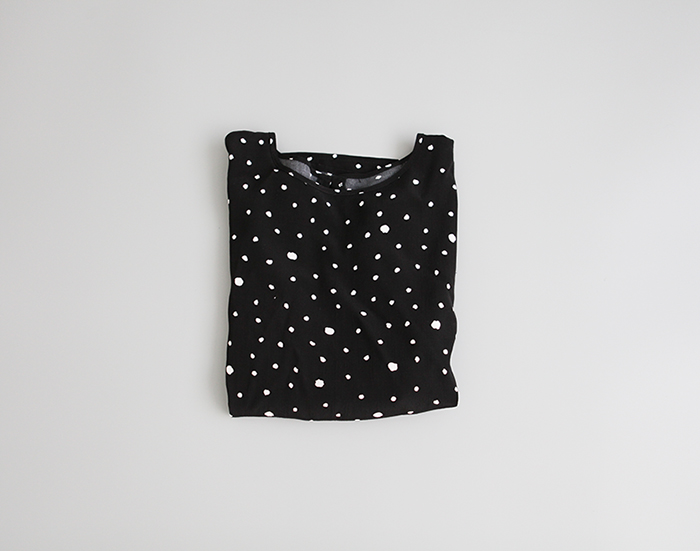 cimer-puff blouse-black
